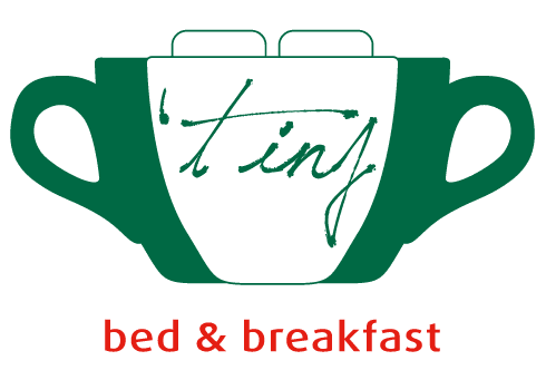 Logo Bed & Breakfast 't Inj