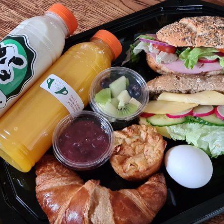 Bed en breakfast t inj - take away